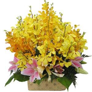 Flower shop hanoi
